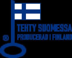 Tehty suomessa - Producerad i Finland